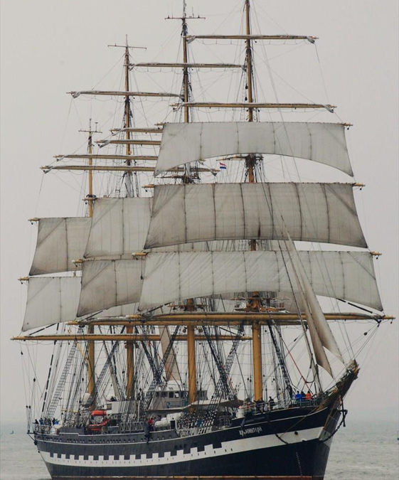Russian Naval Training Ship