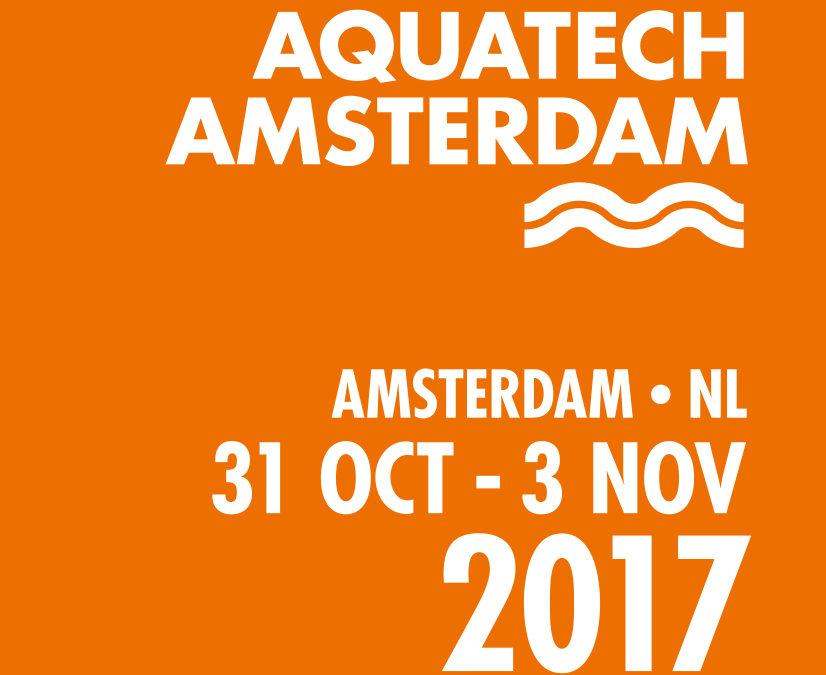 Aquatech – Amsterdam 2017 Fair
