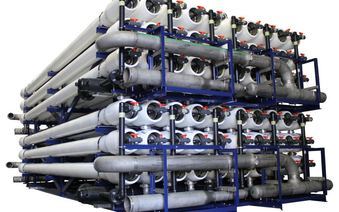 New desalinization plant