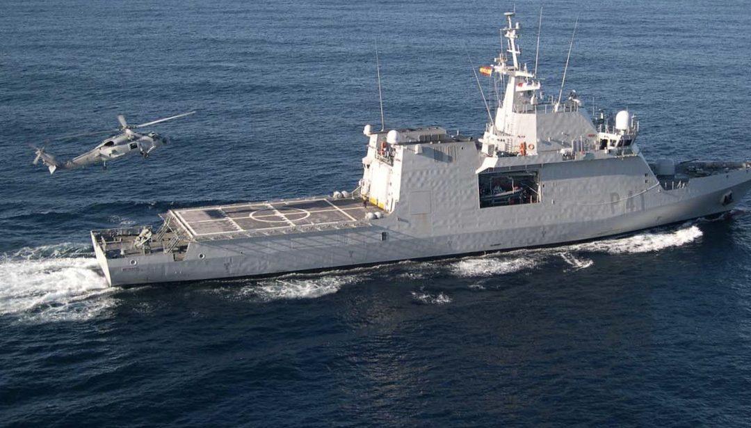 Puesta en marcha nuevos buques BAM de la Armada Española