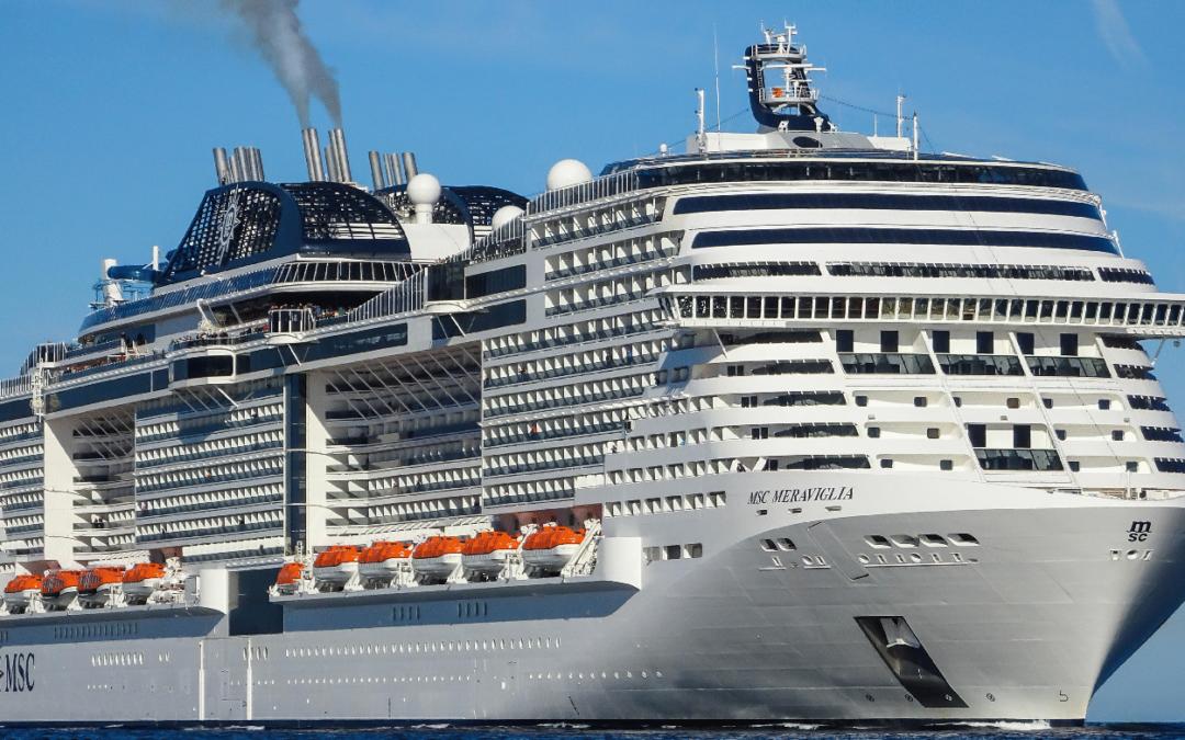 STX Francia – MSC Cruceros