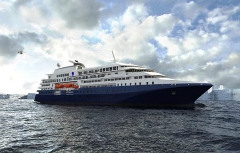 POLAR EXPEDITIONS CRUISE VESSEL