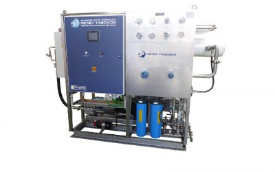 PETSEA RO STW: DOUBLE STEP REVERSE OSMOSIS SYSTEM