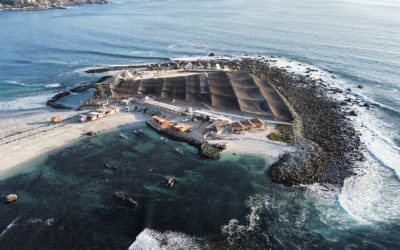 SUCCESSFUL DESALINATION PROJECT FOR THE FISHING COVES OF CHILE
